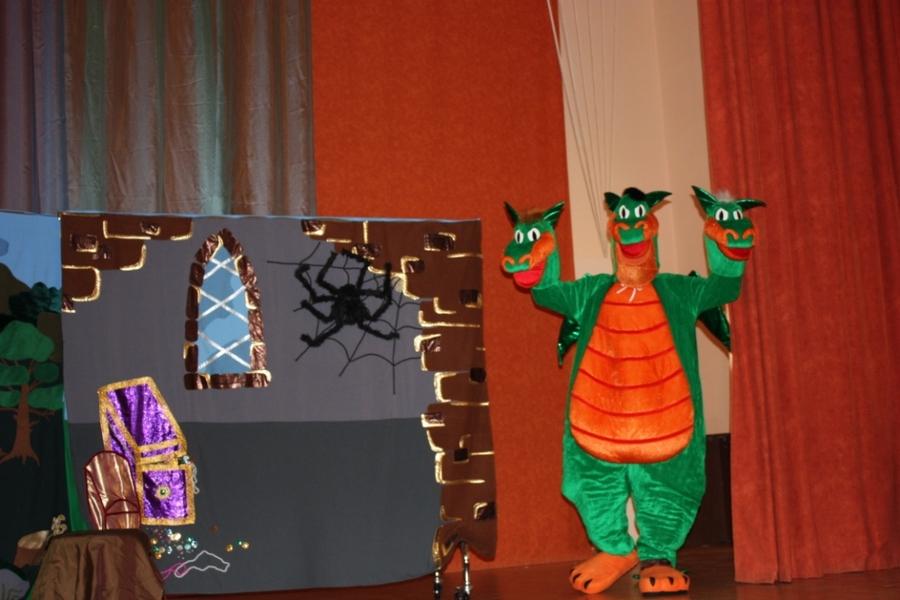 Праздник кукольных театров сценарий